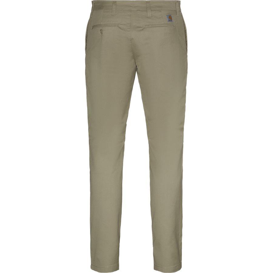 SID PANT I003367 - Sid Pant - Bukser - Slim - WALL RINSED - 2